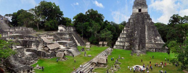 lecciones que nos dejaron los mayas